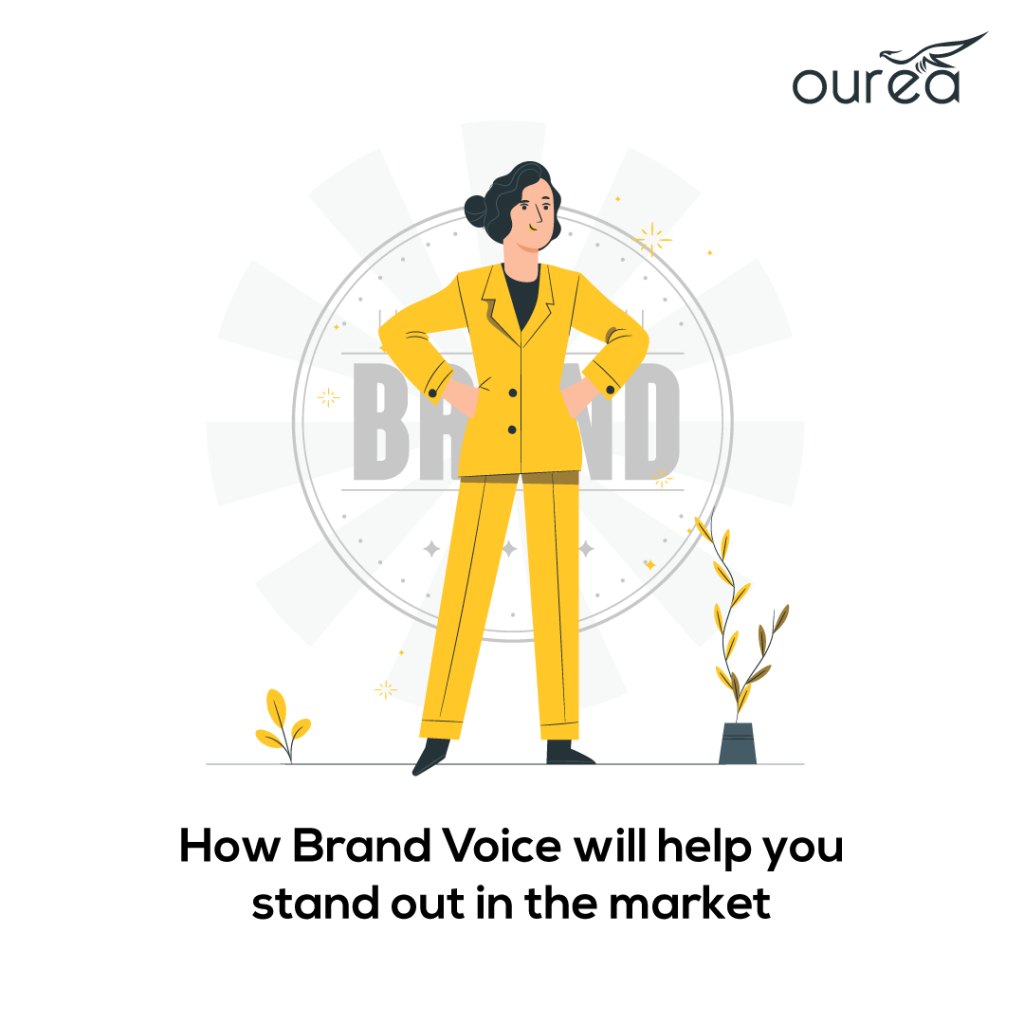 How Brand Voice will help you stand out in Market; best branding logos; oureacorp