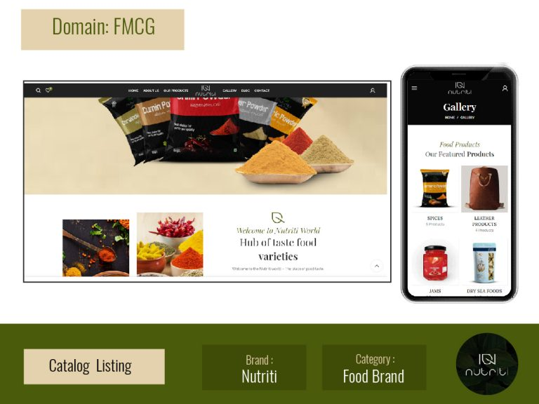 website project 8