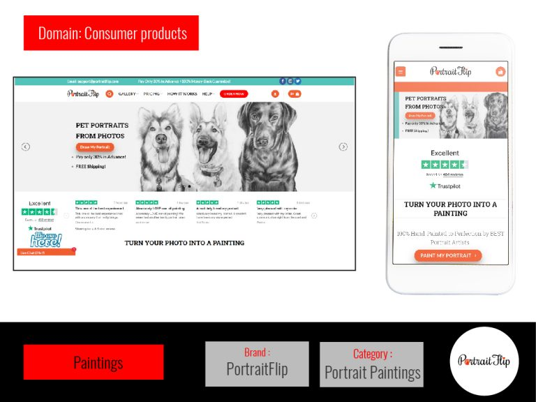 website project 5