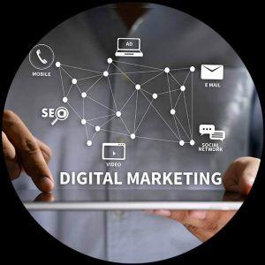 digital marketing poster