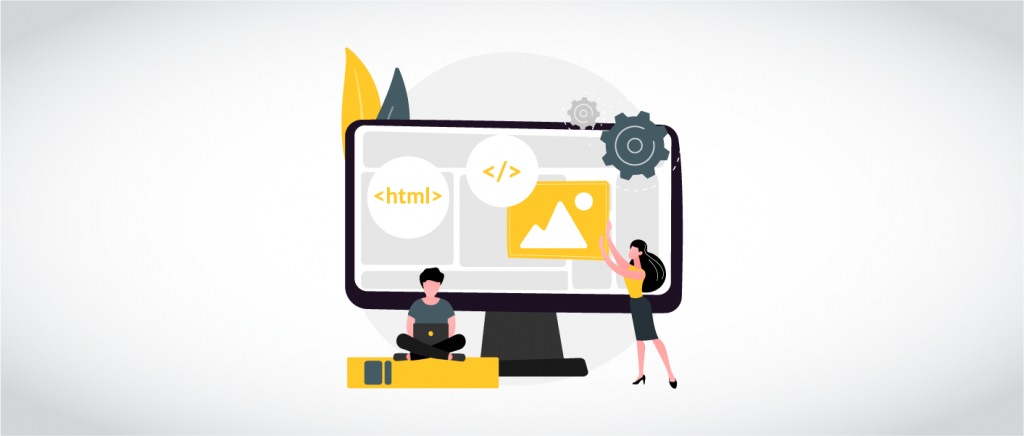 web development html